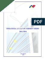 Strategia ANAF 2011-2014