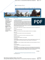 Sponge Iron Plant Project-finance-services