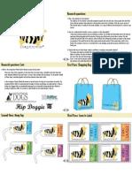 Pet Clothing Logo Project
