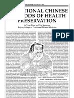 Methods of Health