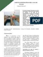 Geoestrategia Canal de Panama