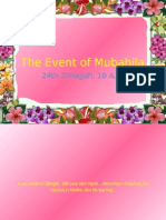 The Event of Mubahila