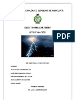 Electromagnetismo Investigacion