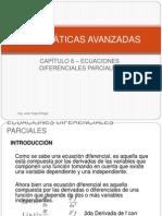 6. Ecuaciones Diferenciales Parciales