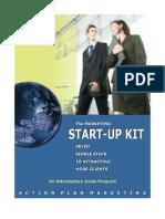 Marketing Start Up Kit