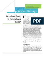 2010 Workforce Trends in OT