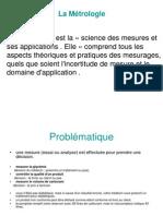 Présentationmetrologie