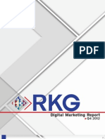 Digital Marketing Spending by Industry Verticals; Q2-Q3,2013