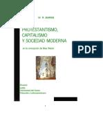 Protestantismo, Capitalismo y Sociedad Moderna