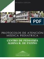 Protocolos de atención Médica Pediatrica - CPAP