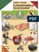 Agenda Generica Inocuidad Agroindustrias2013