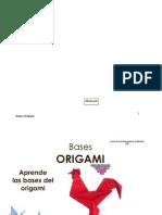 Manual Bases Origami