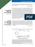 Leuprolide Sitmulation Test in CPP