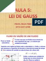 Lei de Gauss - Aula 5.pdf