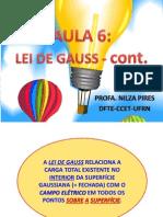Lei de Gauss - Aula 6.pdf
