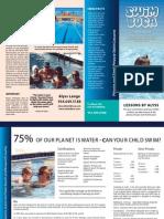Swim Boca Brochure