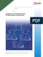 Datablade - Små sorte - R290 (propan) GB