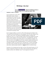 FDR Summary and Worksheet
