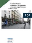 Paris 2012 Rues Et Voies Commercantes