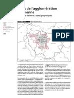 Paris Atlas de l Agglomeration Parisienne Cartographie