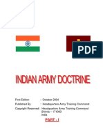 India Army Doctrine Part1 2004