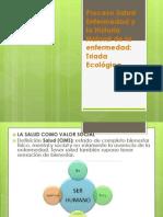 Proceso Salud Enfermedad y La Historia Natural De