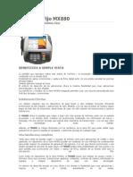 Datafono Fijo MX880