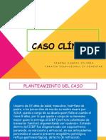 Claudia Caso Clinico Psicodinamico