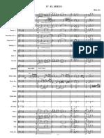 IV El Miedo - Score