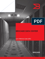 Brocade Data Center Quick Reference Guide