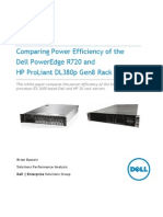 Comparing Dell R720 and HP Proliant DL380p Gen8 Servers