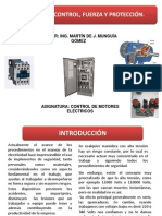 Dispocitivos de Control y Seguridad