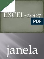 Aula de Excel-2007