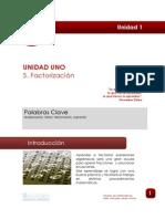 Lectura_FACTORIZACION