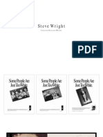 Steve Wright Portfolio