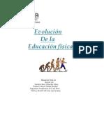 Evolucion Diacronica de La Ed.fisica