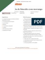 Tudo Gostoso - Torta de biscoito com morango - Imprimir.pdf