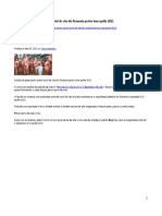 Analiza de Piata Pret Carne de Vita - Luna Aprilie 2012