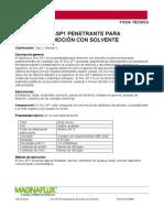 Ficha Técnica Magnaflux Penetrante SKL-SP1 (Español)