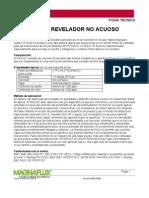 Ficha Técnica Magnaflux Revelador SKD-S2 (Español)
