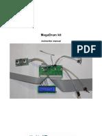 MegaDrum Kit - Instruction Manual