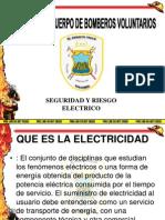 Seguridad y Riesgo Electrico