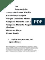 procesodelaprendizajetrabajogrupalunmsm1-091024125945-phpapp02