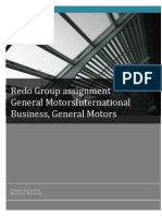 International Business General Motors