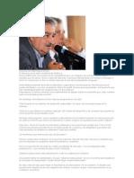 Discurso de Pepe Mujica en Río