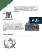 Definiciones de Simbolos Patrios