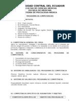 PROGRAMA General Psicología Médica compilado 2013