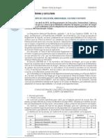 Orden 03 de Abril Oposiciones Educación 2013