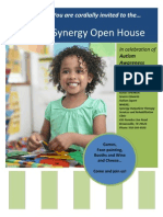 Synergy OPEN HOUSE