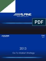 (04) 2013 Go to Market Strategy 1.1